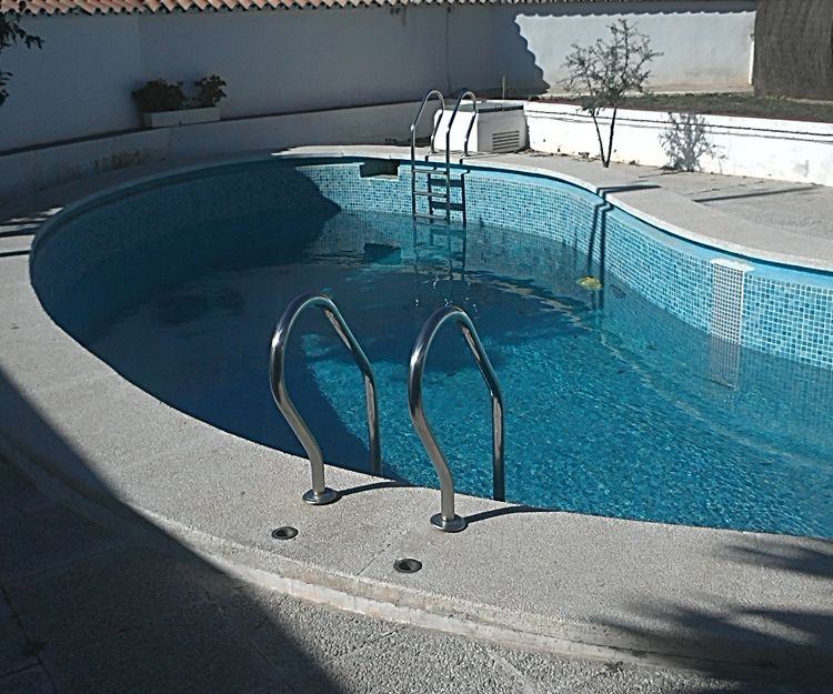 Empresa de rehabilitación de piscinas en Málaga