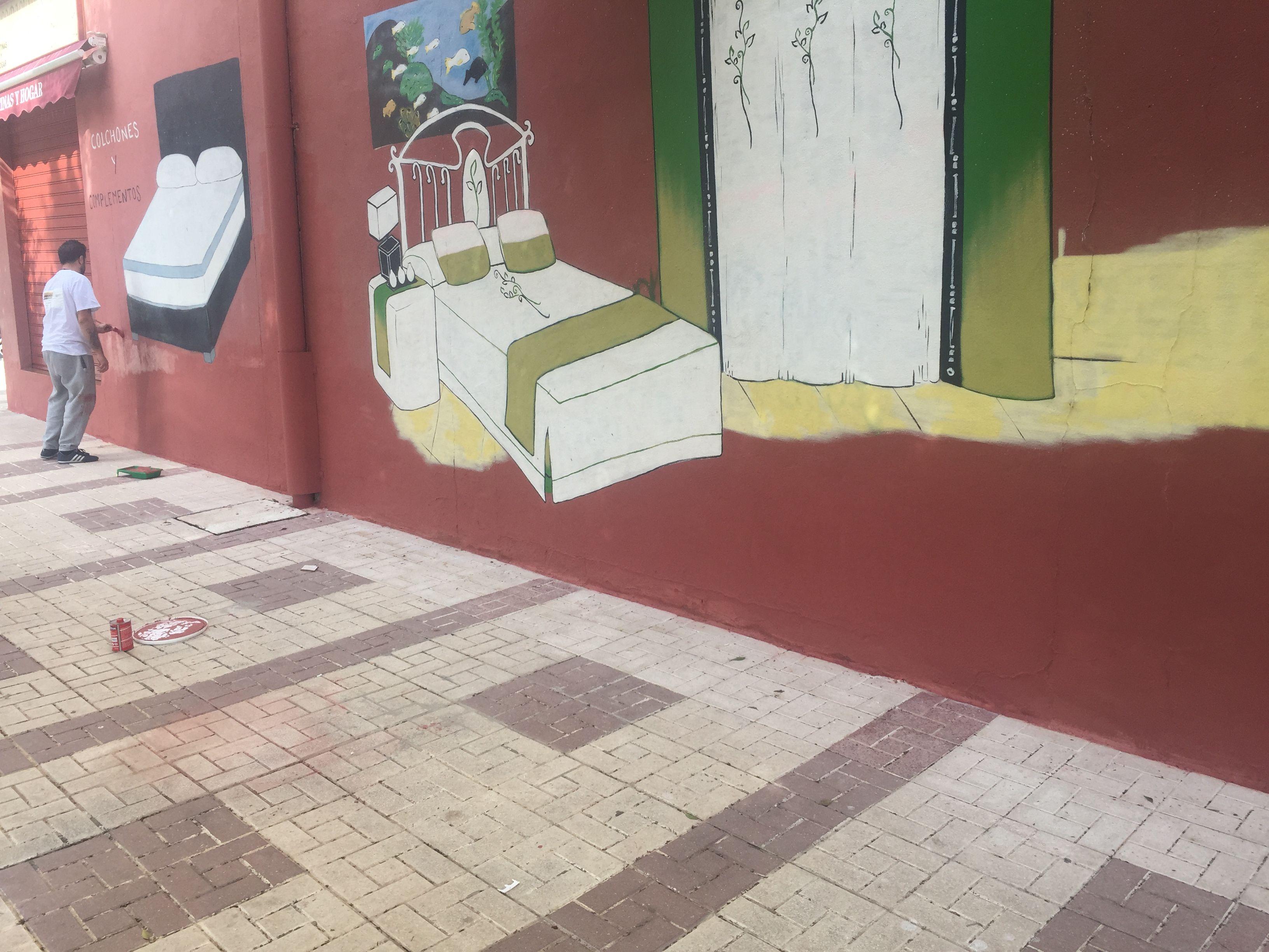 Pintura: Servicios de OBRAS GRUPO INGETURA S.L.
