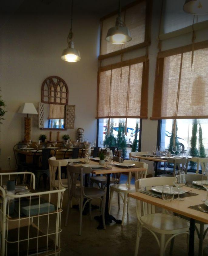 Restaurante de cocina tradicional en Gandía