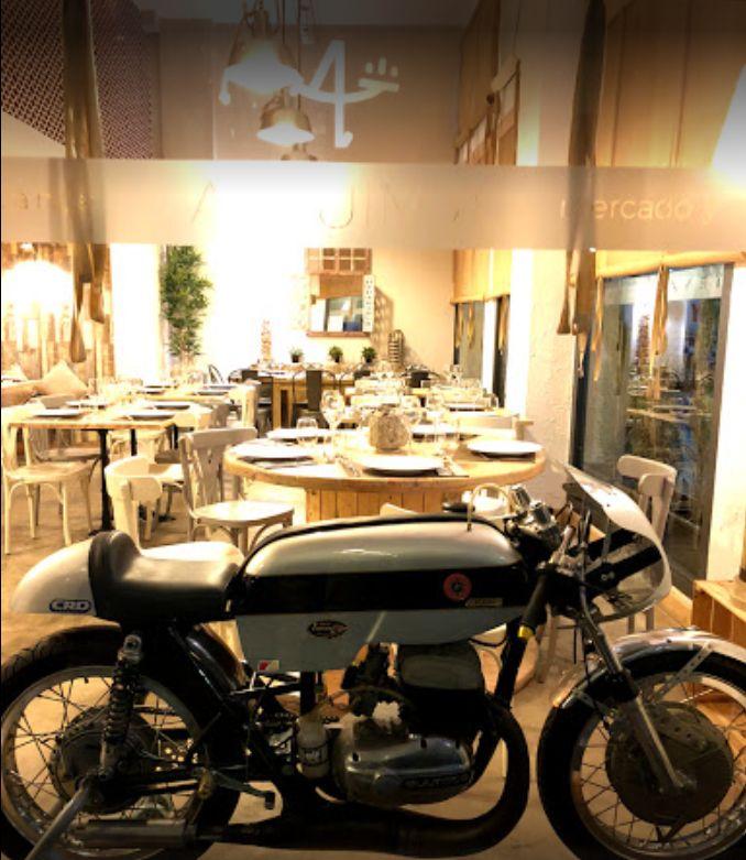 Restaurante en Gandía con una original decoración