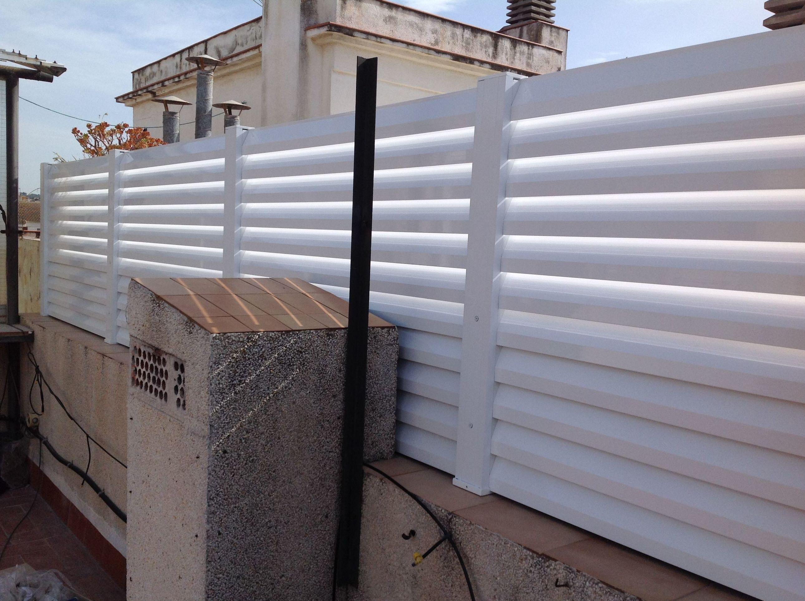 Foto 11 de Carpintería de aluminio, metálica y PVC en Calafell | Aluminis Solé