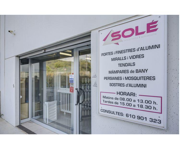 Puertas y ventanas de aluminio en Tarragona