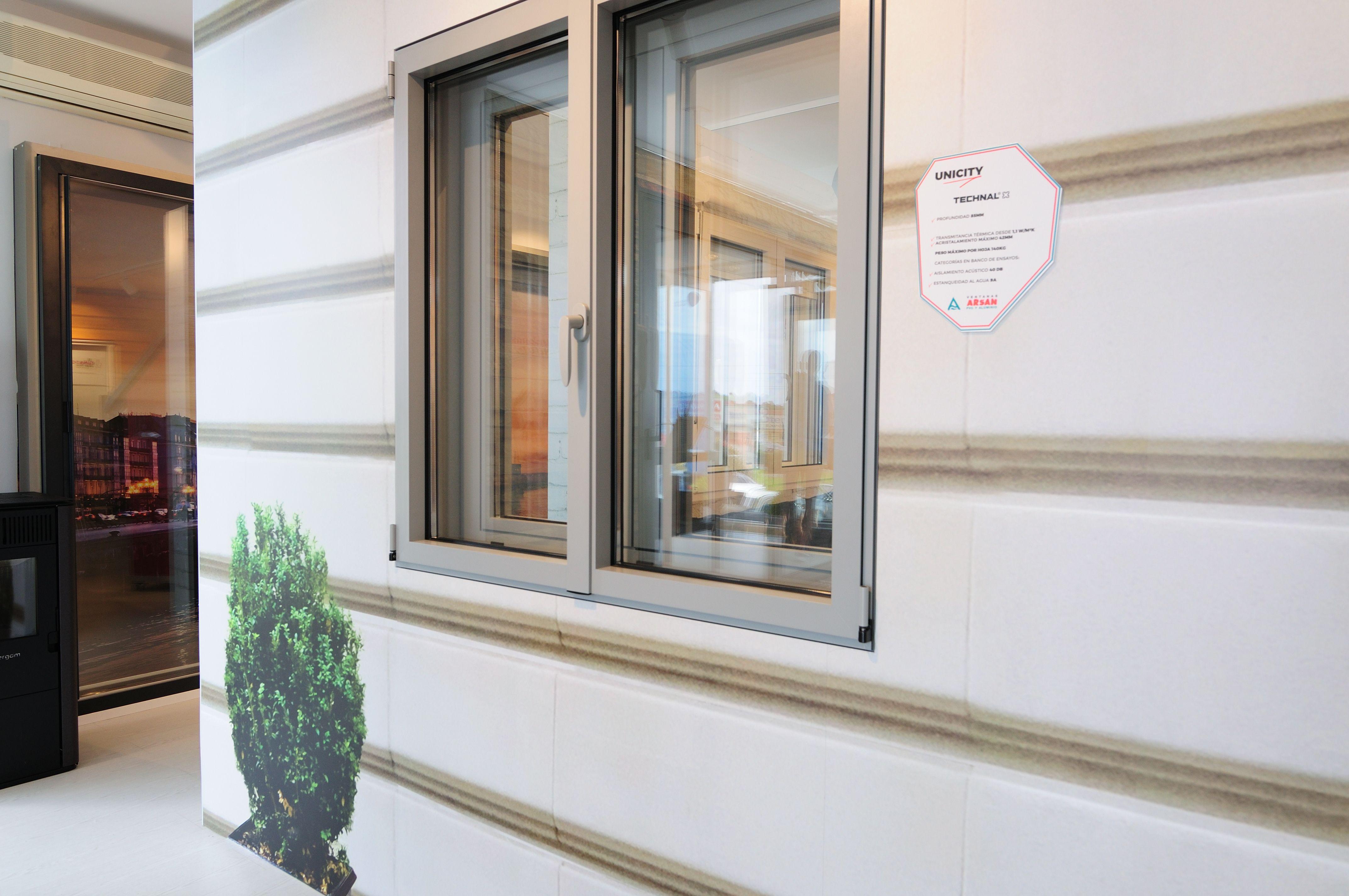 Somos especialistas en la fabricación, montaje y reparación de ventanas