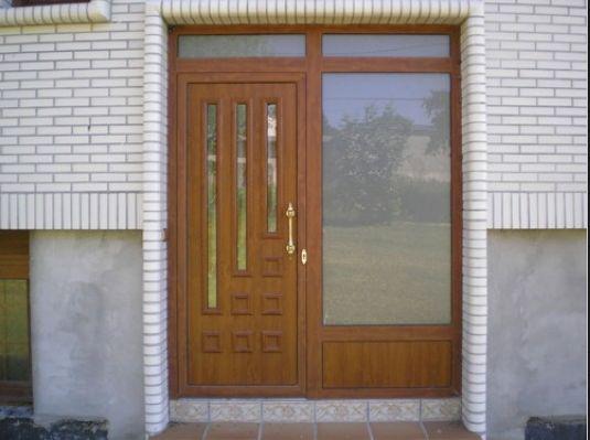 Instalación de puertas de calle en Cantabria