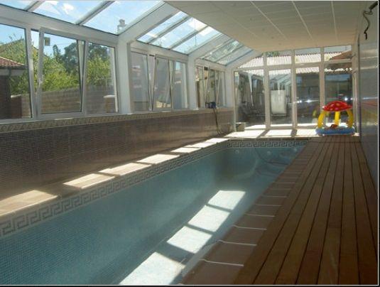 Aprovecha tu piscina durante todo el año en Cantabria