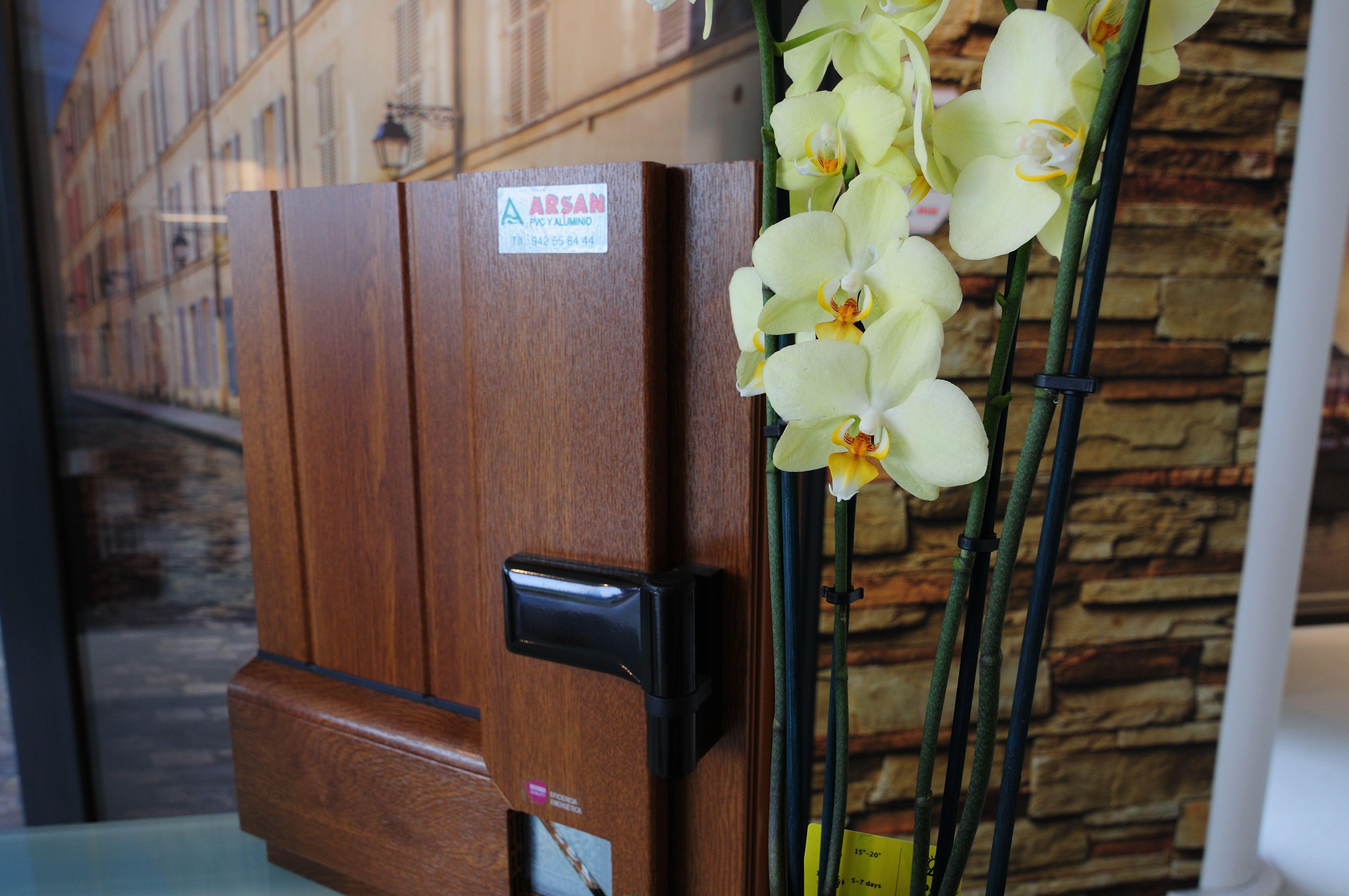 En Ventanas Arsan también fabricamos e instalamos puertas