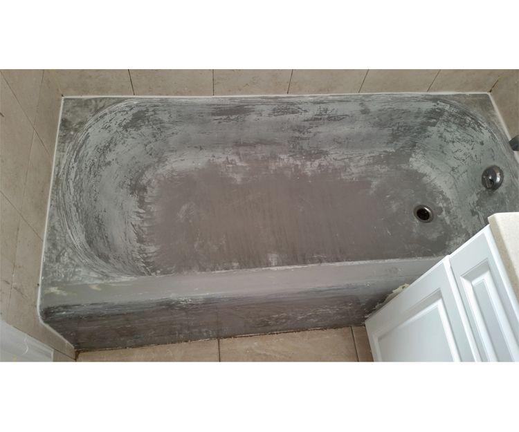 Restauraciones de bañeras - Antes
