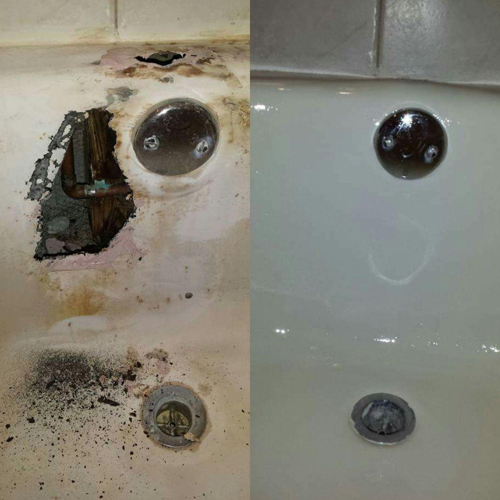 Foto 48 de Restauración de bañeras y encimeras en Barcelona en  | DOCTOR BAÑERA