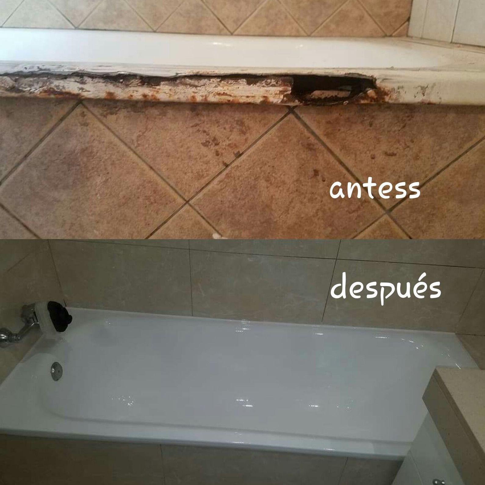 Foto 21 de Restauración de bañeras y encimeras en Barcelona en  | DOCTOR BAÑERA RESTAURACIONES FIVE STARS
