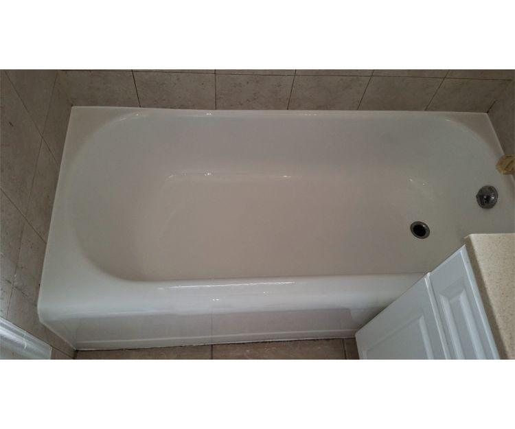 Restauraciones de bañeras - Después