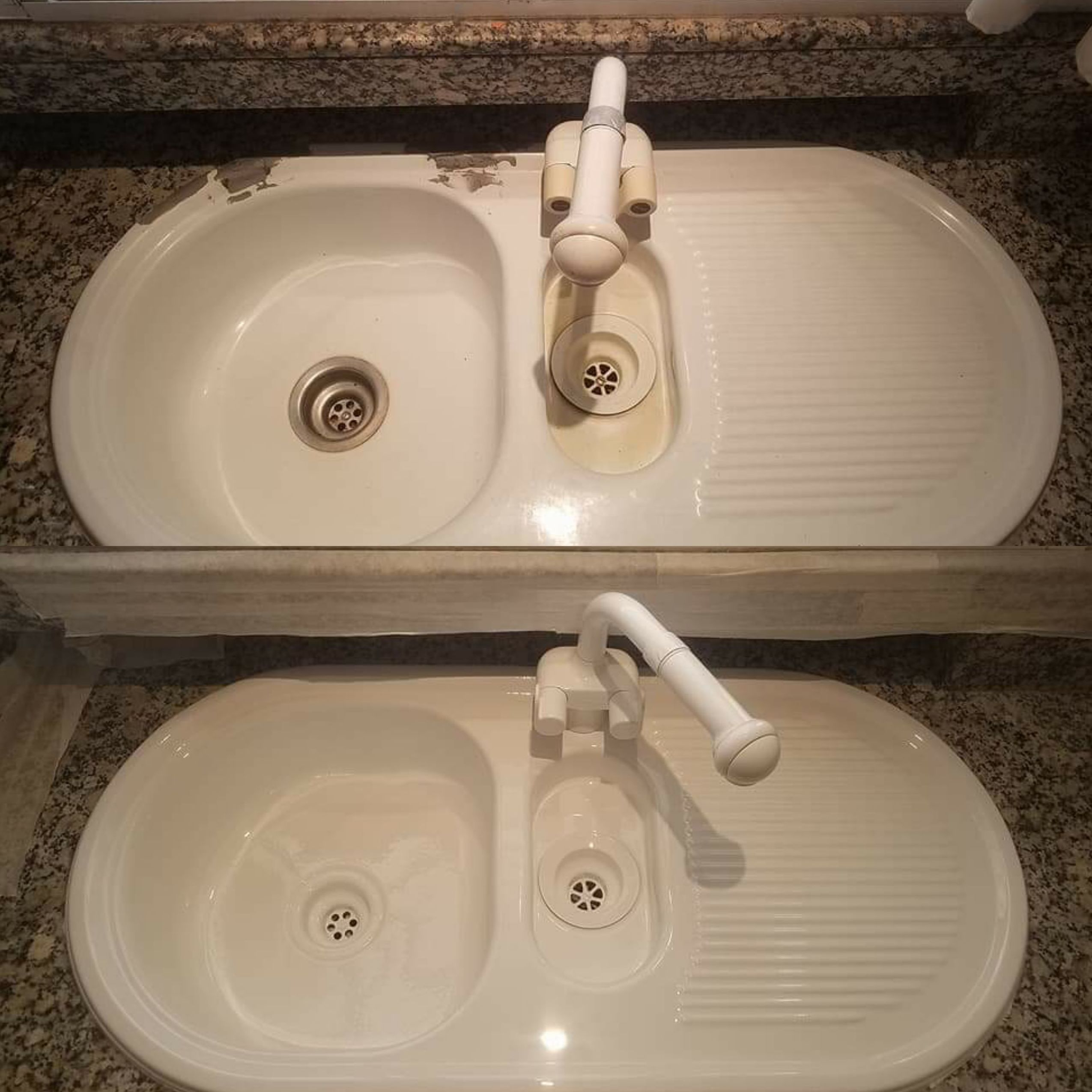 Foto 29 de Restauración de bañeras y encimeras en Barcelona en  | DOCTOR BAÑERA RESTAURACIONES FIVE STARS