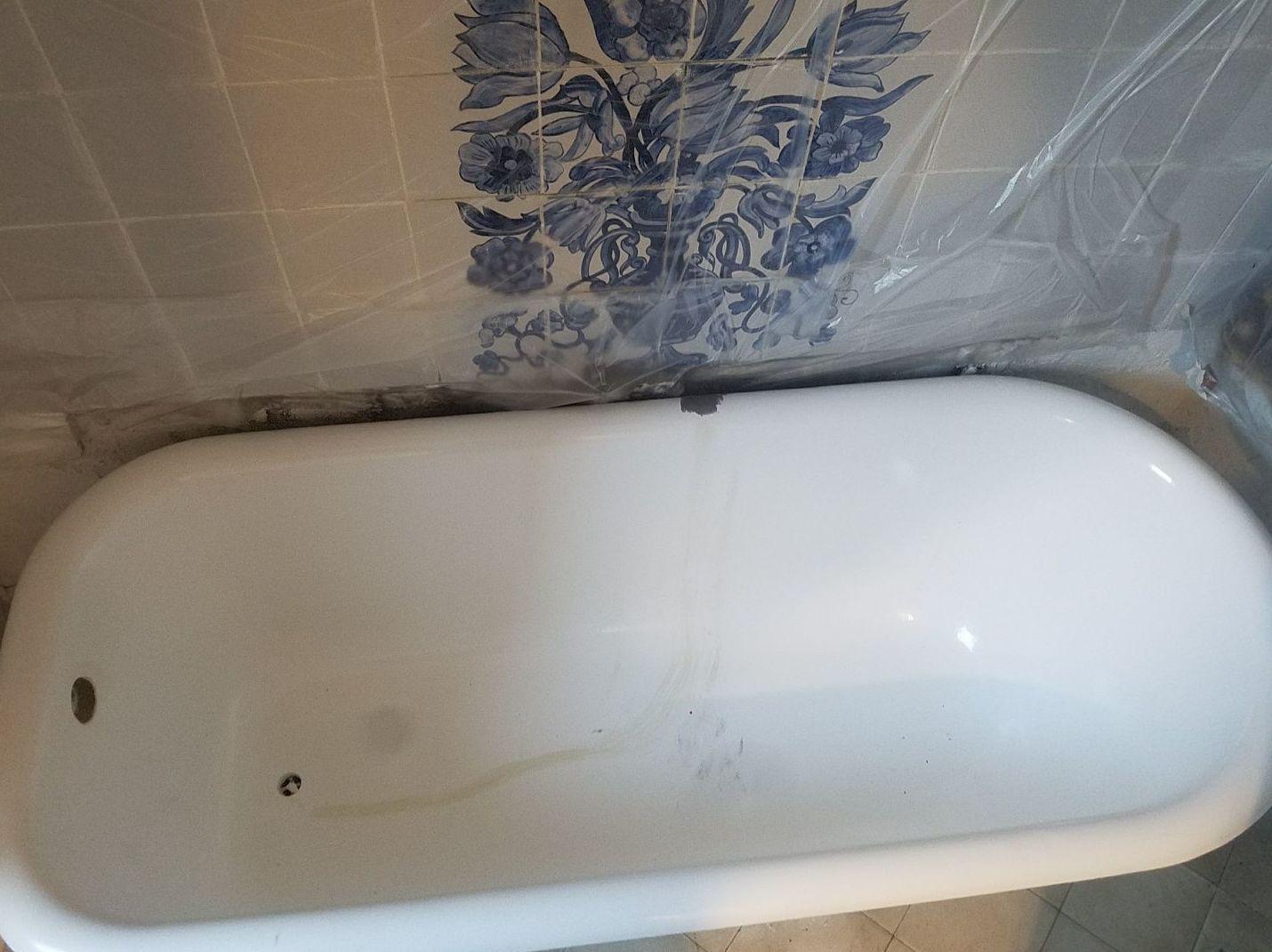 Foto 40 de Restauración de bañeras y encimeras en Barcelona en  | DOCTOR BAÑERA RESTAURACIONES FIVE STARS