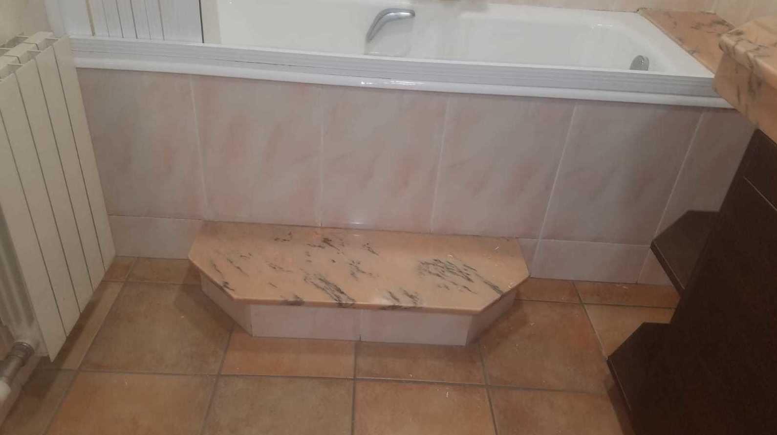 Foto 8 de Restauración de bañeras y encimeras en Barcelona en  | DOCTOR BAÑERA