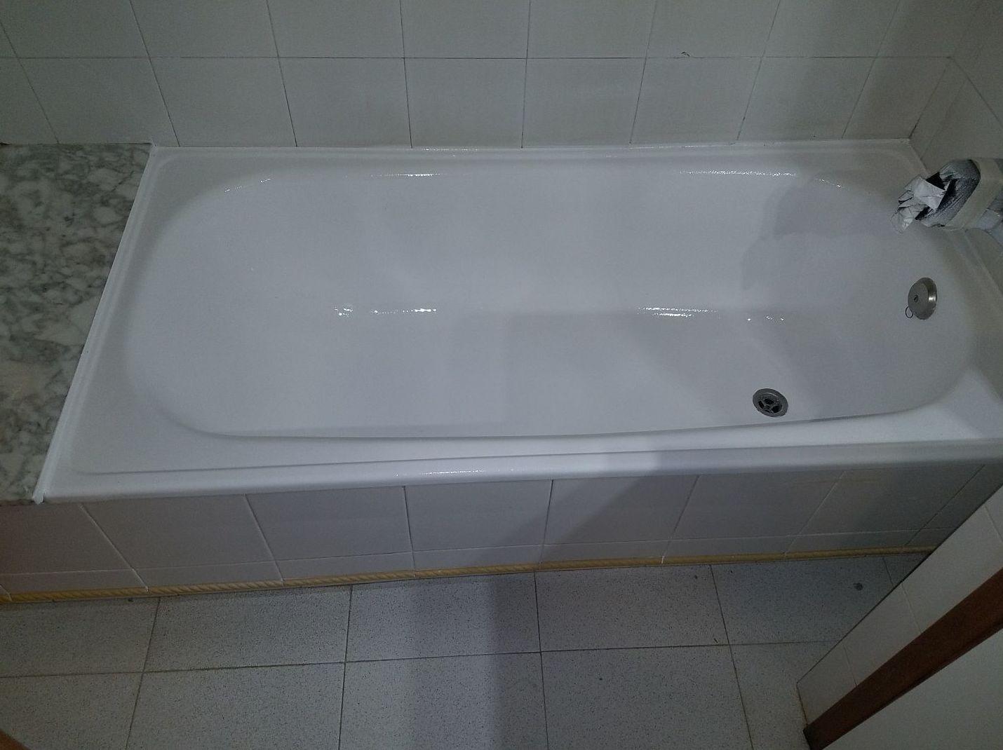Foto 80 de Restauración de bañeras y encimeras en Barcelona en  | DOCTOR BAÑERA RESTAURACIONES FIVE STARS