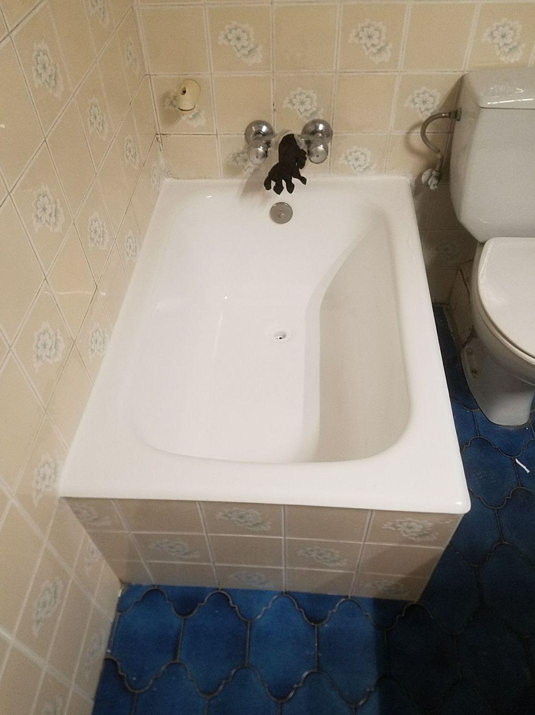 Foto 34 de Restauración de bañeras y encimeras en Barcelona en  | DOCTOR BAÑERA RESTAURACIONES FIVE STARS
