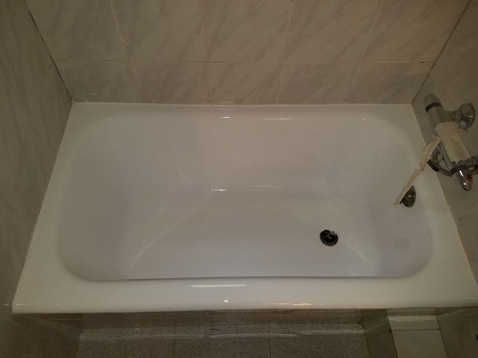 Foto 78 de Restauración de bañeras y encimeras en Barcelona en  | DOCTOR BAÑERA RESTAURACIONES FIVE STARS