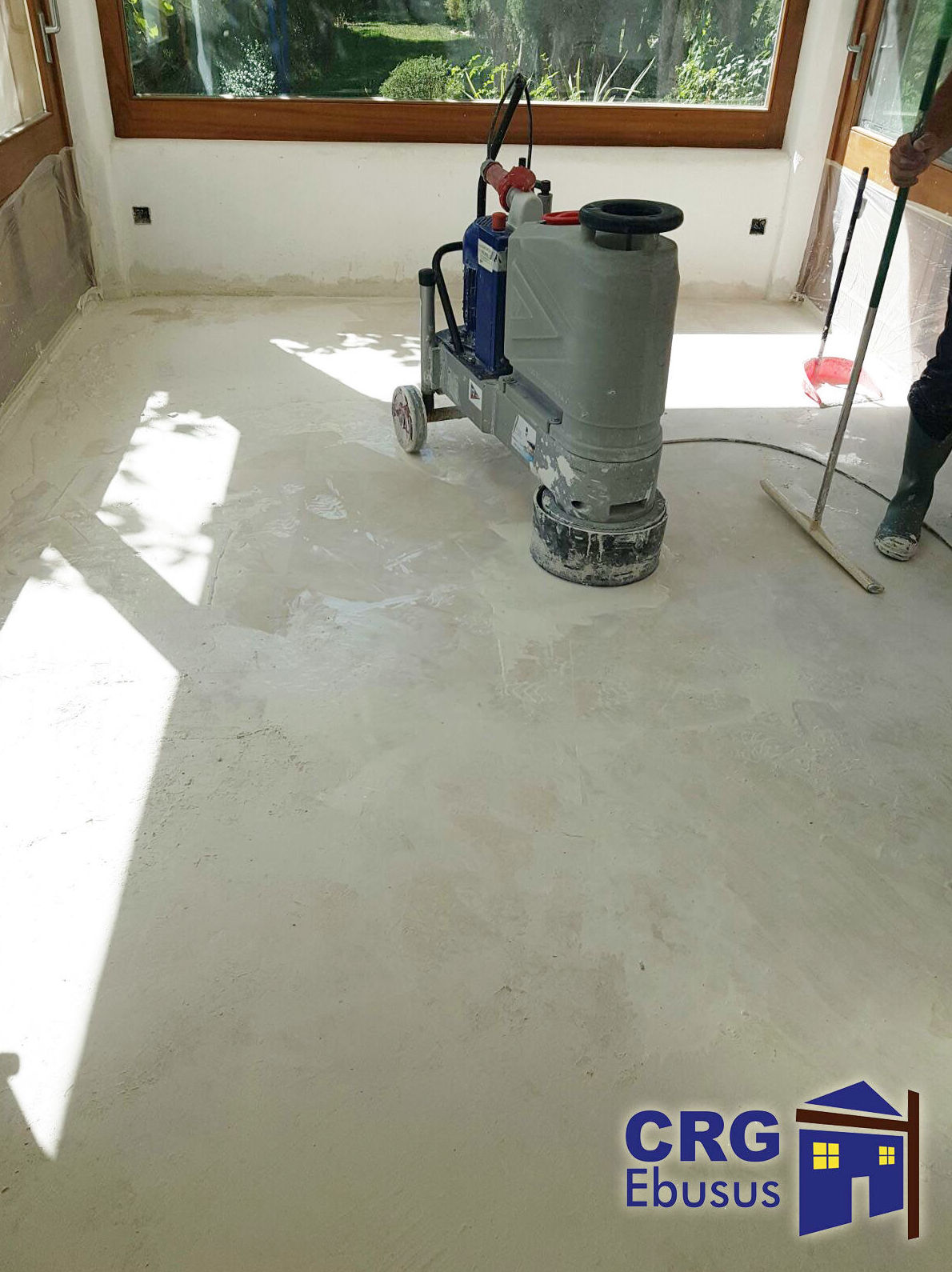Foto 9 de Floor and vertical concrete polishing en Eivissa | CRG Ebusus