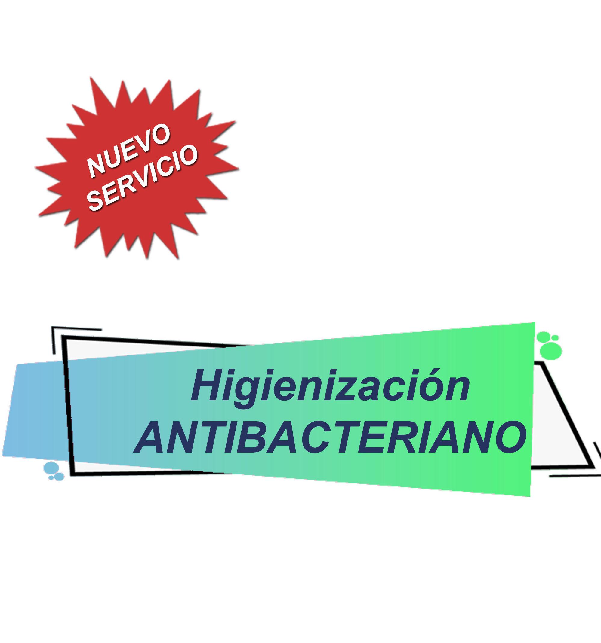 Servicio Higienización Antibacteriano: Servicios de CRG Ebusus