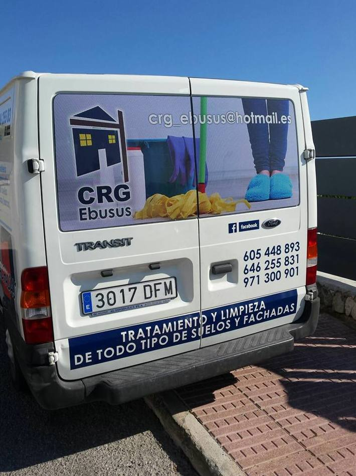 Floor cleaning and treatment service in the Balearic Islands