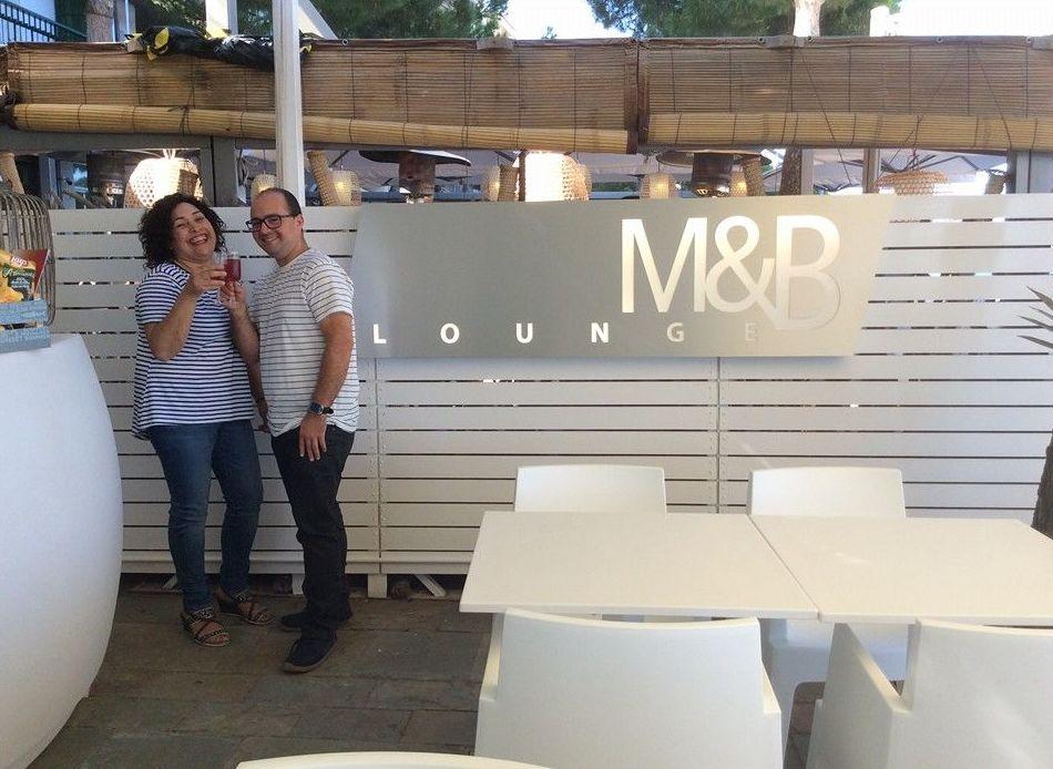 Foto 23 de Restaurante en Platja d'Aro | Restaurant & Lounge M&B