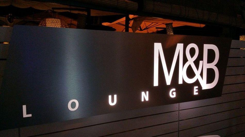Foto 2 de Restaurante en Platja d'Aro | Restaurant & Lounge M&B