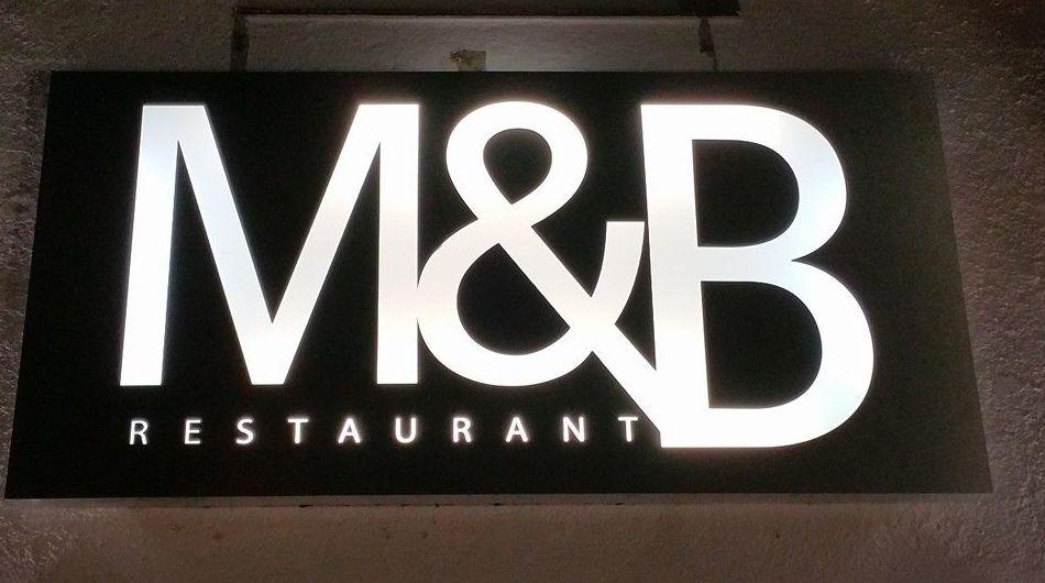 Foto 1 de Restaurante en Platja d'Aro | Restaurant & Lounge M&B