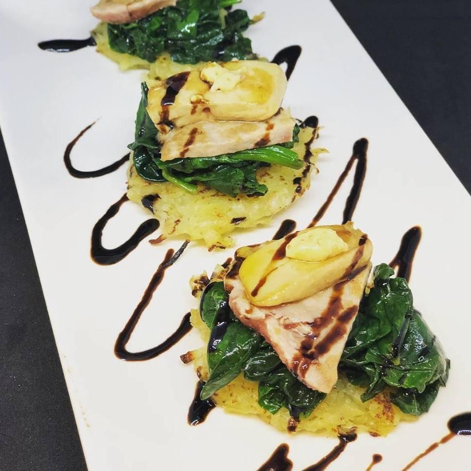 Foto 20 de Restaurante en Platja d'Aro | Restaurant & Lounge M&B