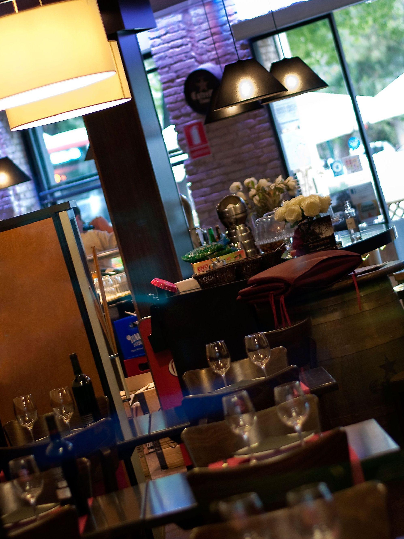 El Cauce Cánovas Tapas & Bar