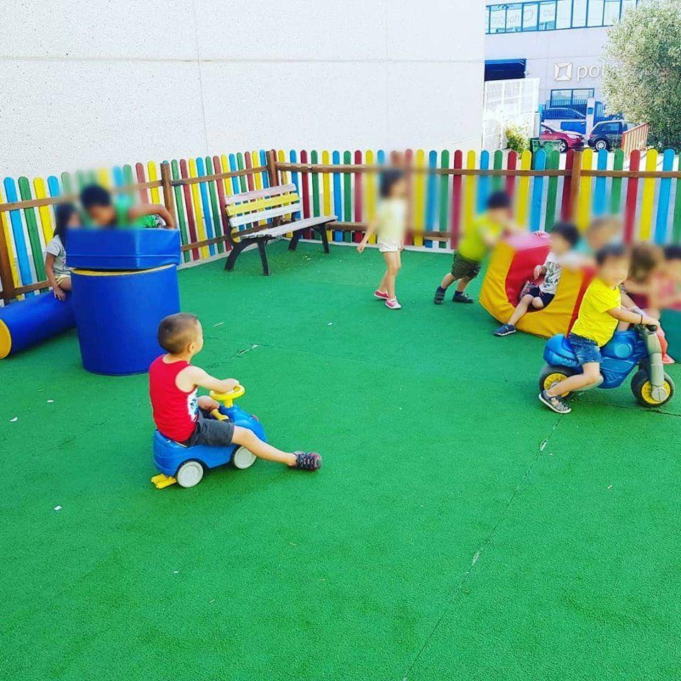 Escuela infantil con más de 15 años de experiencia