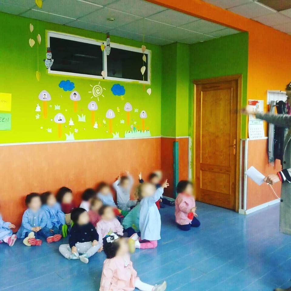 Organización de actividades y juegos educativos en Alcorcón