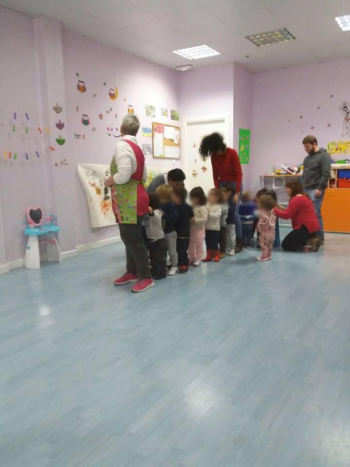 Escuela infantil en Alcorcón con instalaciones cómodas y luminosas