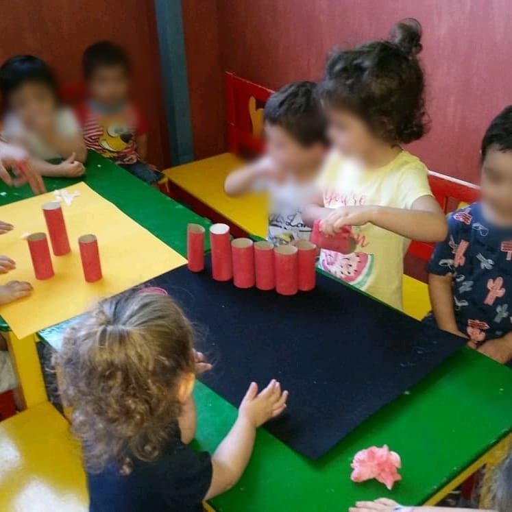 Escuela infantil con cocina propia en Alcorcón