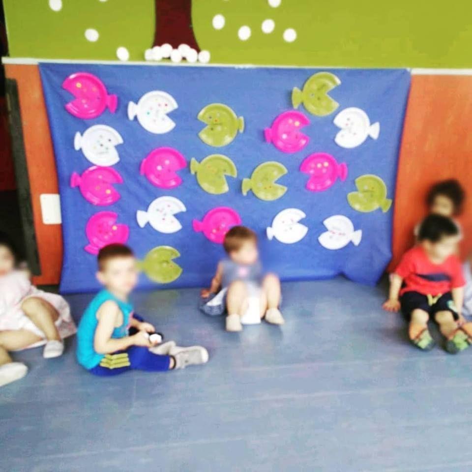 Escuela infantil en Alcorcón con juegos educativos