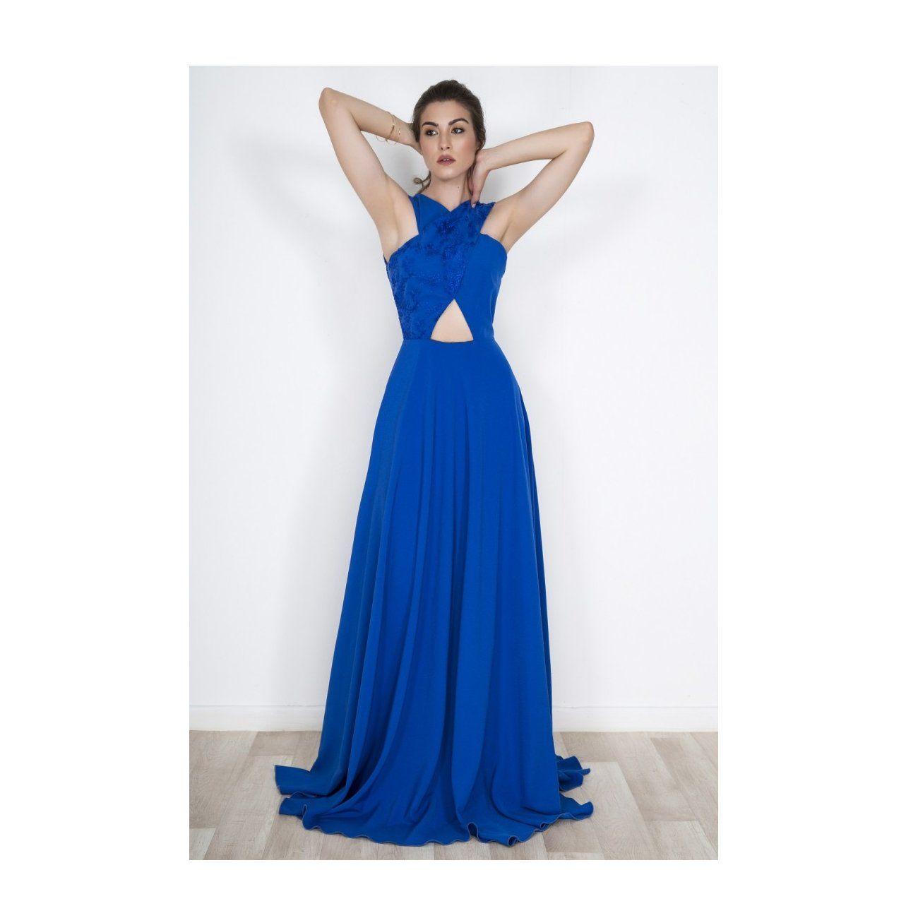 Vestido Zafiro: Tienda online de Daluna