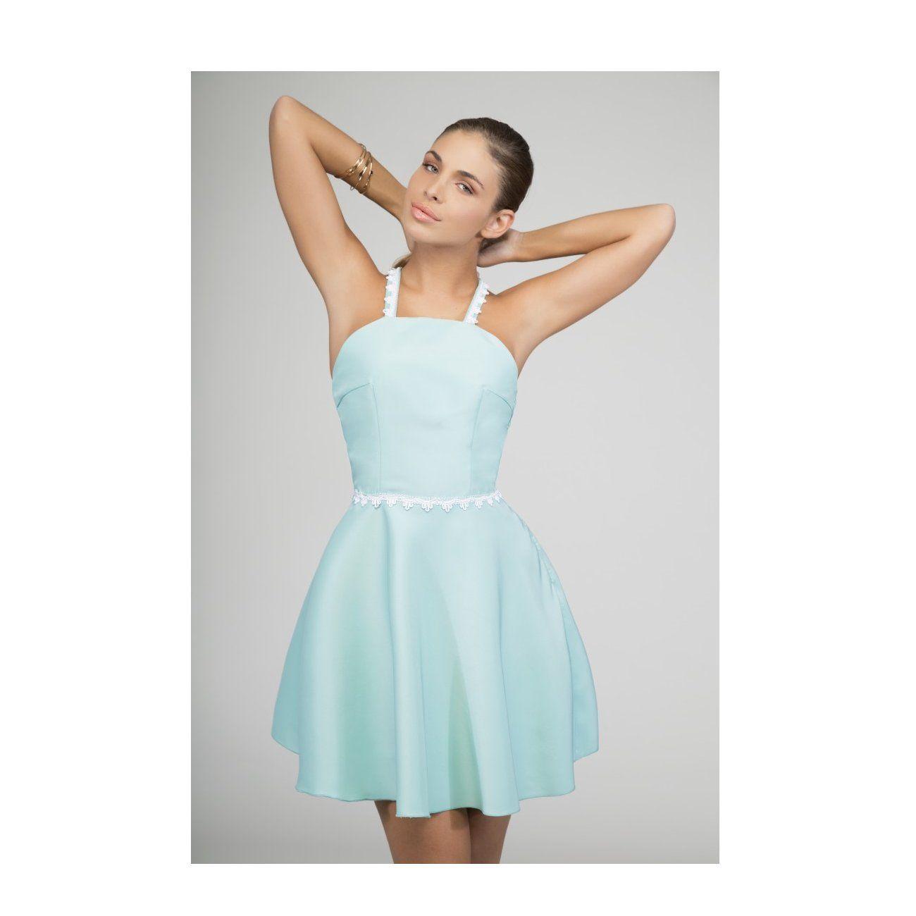 Vestido Zinnia: Tienda online de Daluna