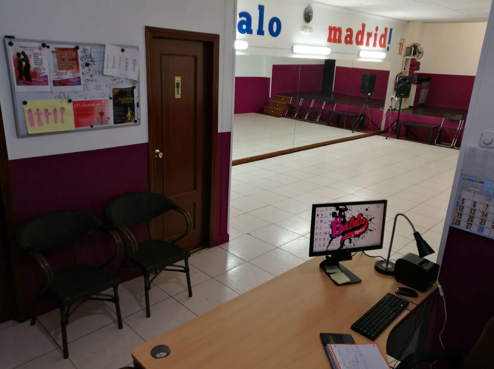 Foto 6 de Academia de baile especializada en ritmos latinos en  | Báilalo Madrid