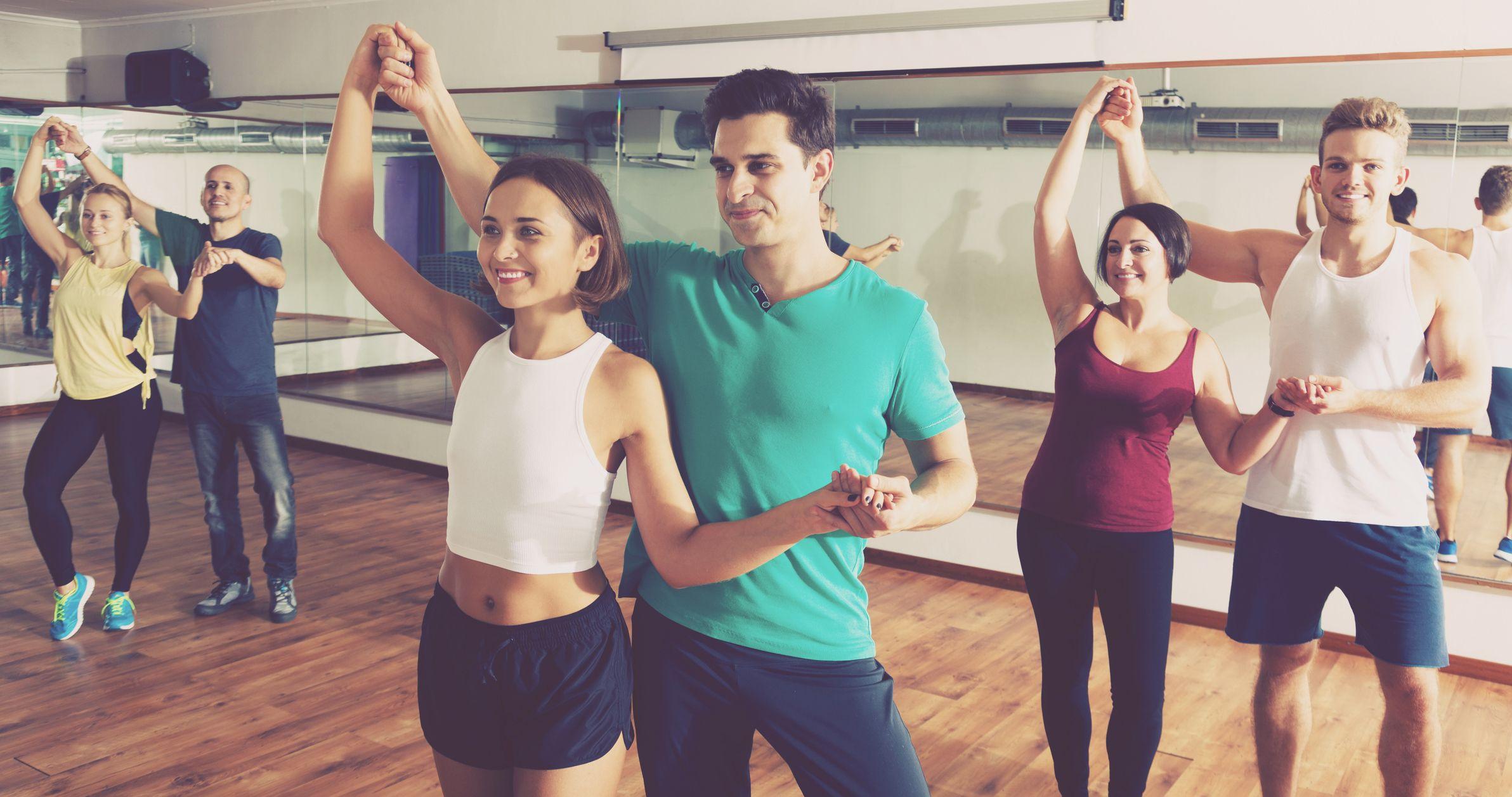Academia de baile especializada en ritmos latinos