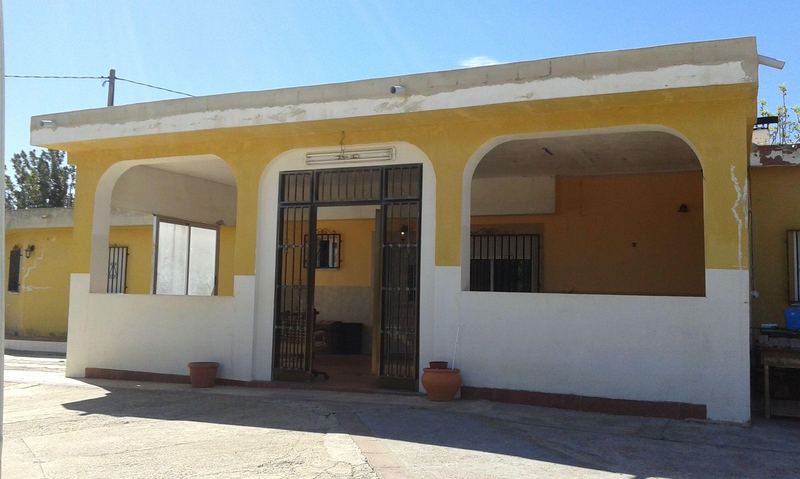 RESTAURACION DE FACHADA DE CHALET EN TORRENT