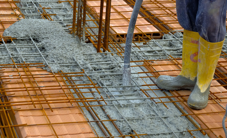 Empresa especializada en trabajos con hormigón en Vizcaya