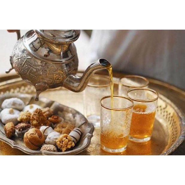 Tés: Carta y menú de Farah Bagdad   (مطعم عربي حلال )  Restaurante Arabe Madrid