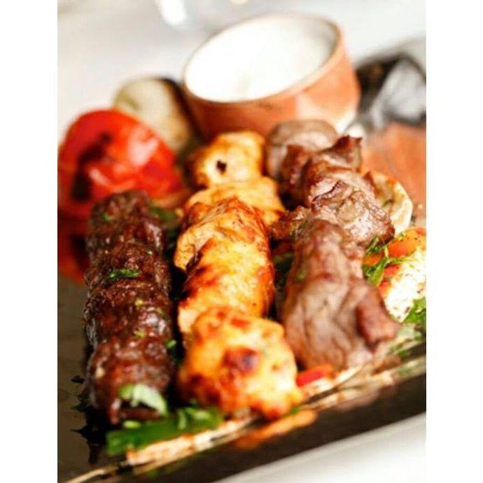 Parrilla, machawy: Carta y menú de Farah Bagdad   (مطعم عربي حلال )  Restaurante Arabe Madrid