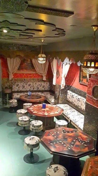 restaurantes árabes madrid