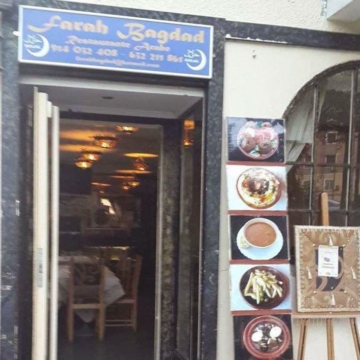 Farah Bagdad, cocina internacional en Madrid