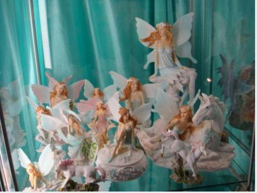 Figuras de hadas en Palma de Mallorca