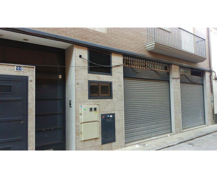 Puertas de garaje automáticas en Castellón