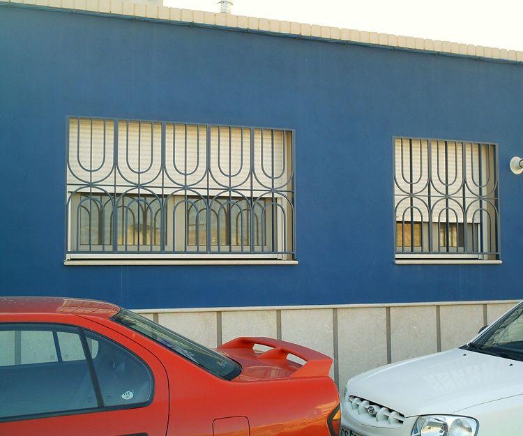 Verjas para ventanas en Castellón