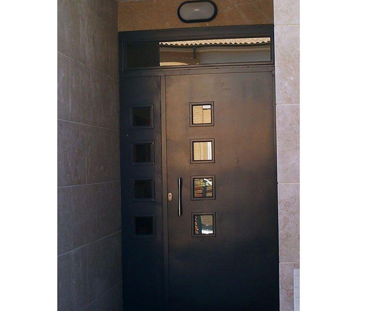 Puertas metálicas en Castellón