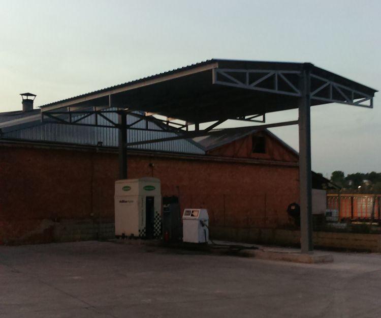 Fabricación de estructuras metálicas en Castellón