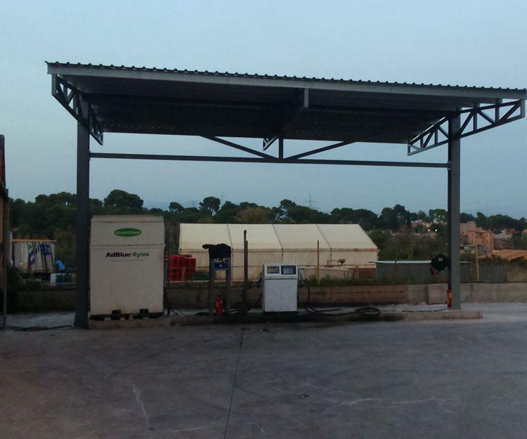 Estructuras metálicas en Castellón