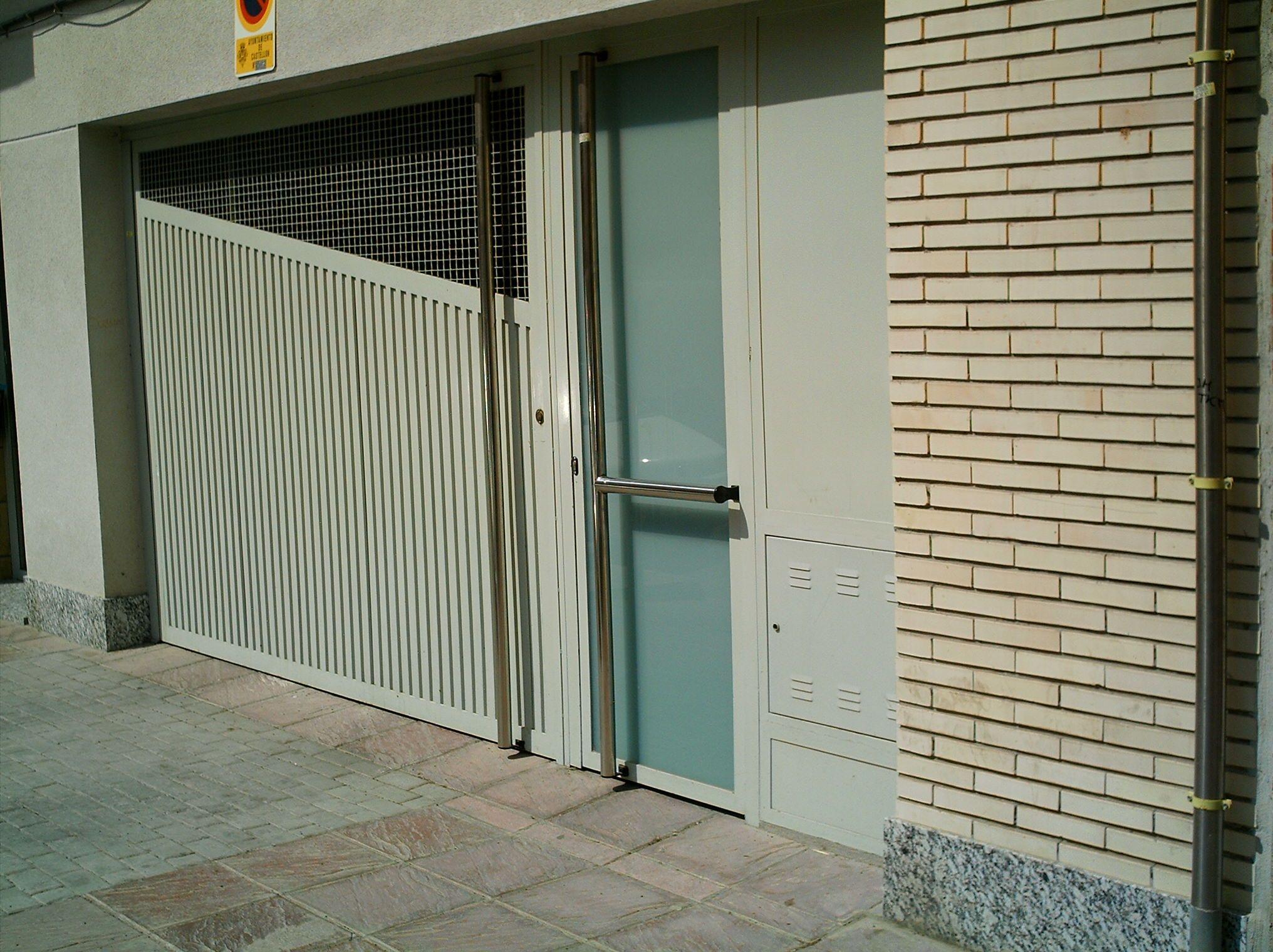 Foto 7 de Carpintería metálica en Vila-real | Rovifer
